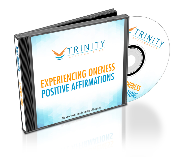 Experiencing Oneness Affirmations CD Album Cover